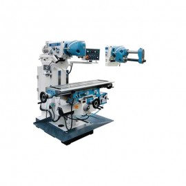 High Precision Universal Milling Machine with Swivel-able Milling Head RICHON X6230A
